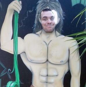 Crazy Tarzan